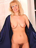 Hairy Mature Pussy